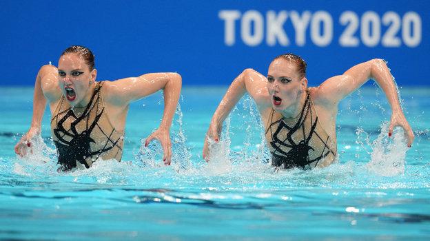Олимпиада 2021, синхронное плавание: золото Ромашиной иКолесниченко, оценка выступления россиянок вТокио