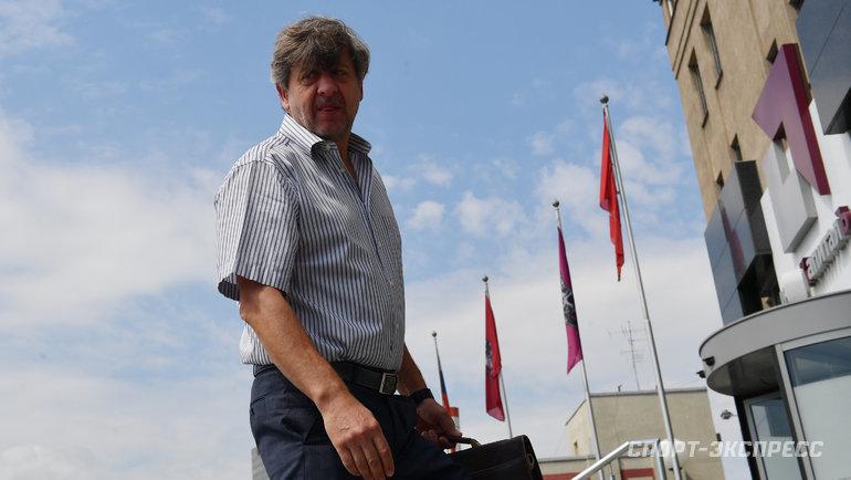 Андрей Федун. Фото Александр Федоров, «СЭ»