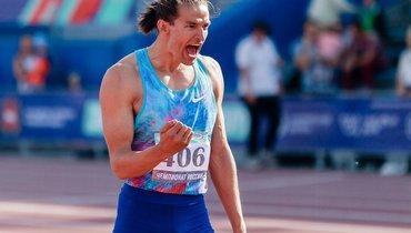 Шкуренев показал девятый результат вбеге сбарьерами вдесятиборье наОлимпиаде