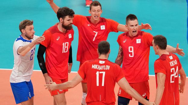 Олимпийские игры-2020. Волейбол. Мужчины. Полуфинал. Россия— Бразилия— 3:1. Как это было