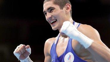 Путин поздравил боксера Батыргазиева сзолотом Олимпиады