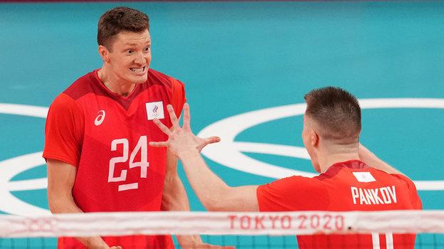 Олимпиада 2021. Волейбол. Мужчины. Полуфинал. Россия— Бразилия— 3:1. Интервью российских волейболистов