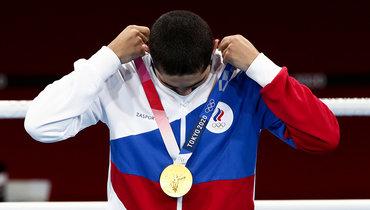 Батыргазиев озолоте Олимпиады: «Еще одна медаль вкопилку. Несобираюсь останавливаться»