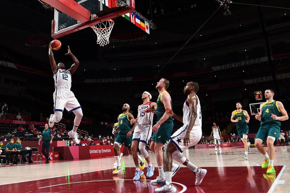 Американские баскетболисты— вфинале. Попович ведет команду кзолоту Олимпиады особым путем