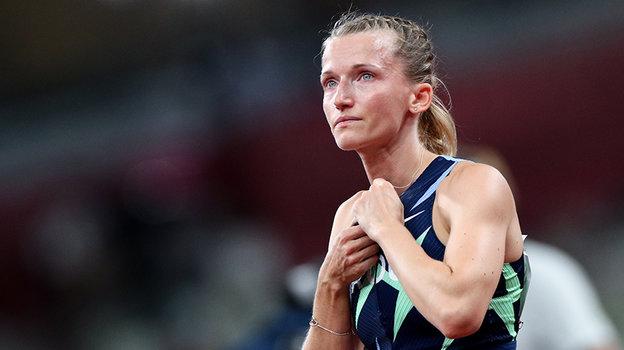 Олимпиада 2021 вТокио, легкая атлетика, прыжки ввысоту: интервью Анжелики Сидоровой, завоевавшей серебро