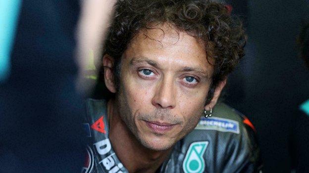 Валентино Росси. Фото AFP