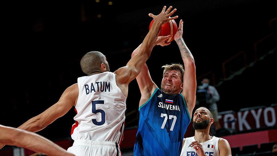 Батюм непустил Дончича вфинал Олимпиады. Лука нерешился завершить последнюю атаку