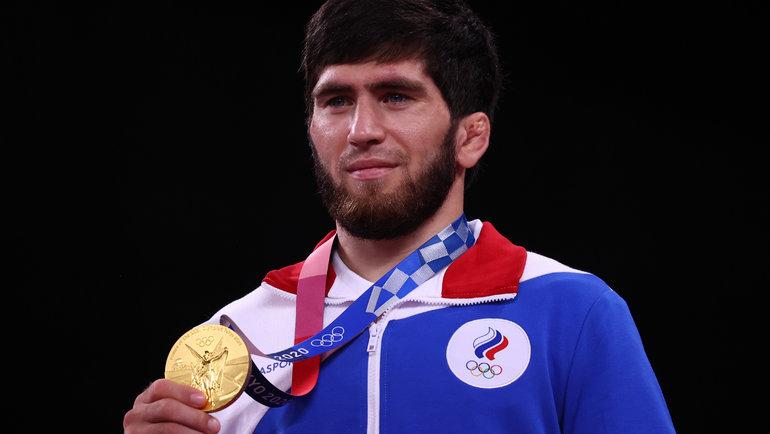 Завур Угуев. Фото Reuters