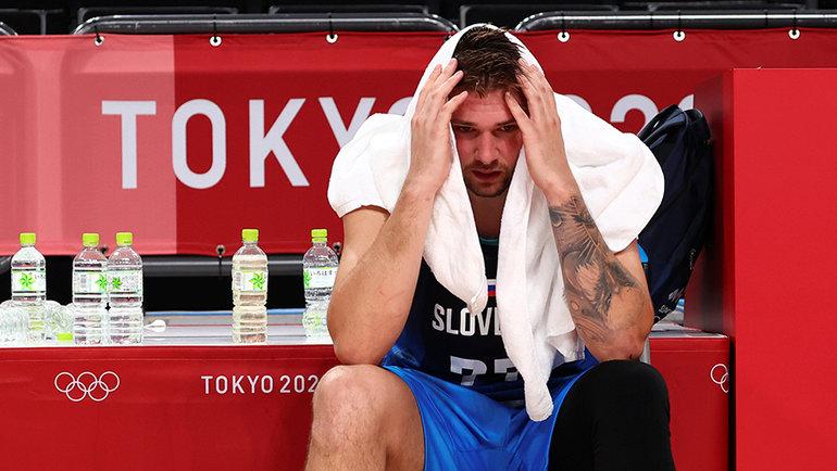 Лука Дончич. Фото Reuters