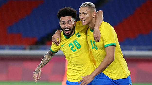 Клаудинью: перейдетли полузащитник олимпийской сборной Бразилии в «Зенит», усилитли онкоманду