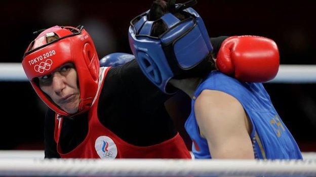 Зенфира Магомедалиева. Фото Reuters