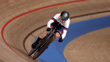 Российская велогонщика Шмелева несмогла пройти в1/16 финала Олимпиады вспринте