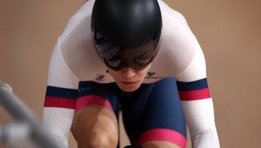 Российская велосипедистка Войнова несмогла напрямую выйти в1/8 финала Олимпиады вспринте