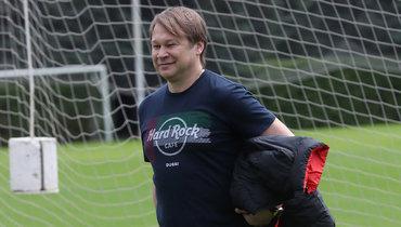Бывший спортивный директор «Спартака» Попов создал свой Telegram-канал