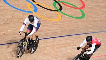 Российский велосипедист Дмитриев рассказал, почему несмог побороться забронзу вспринте наОлимпиаде