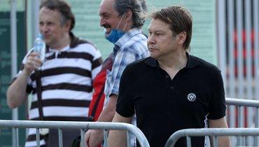 Экс-спортивный директор «Спартака» Попов предложил Зареме Салиховой удалить Telegram-канал