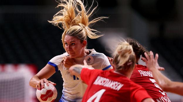 6августа. 1/2 финала Олимпийских игр. Россия— Норвегия. Фото Getty Images