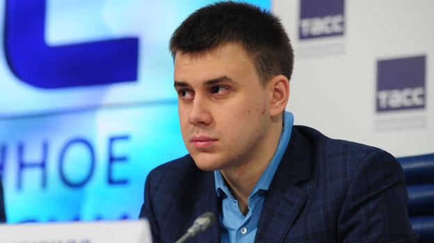 Кирилл Щекутьев. Фото Федор Успенский, «СЭ»