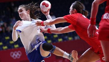 6августа. Токио. Норвегия— Россия— 26:27. Анна Вяхирева (смячом).