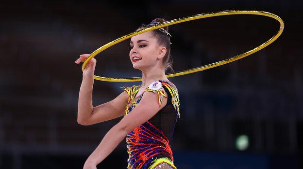Арина Аверина. Фото Reuters