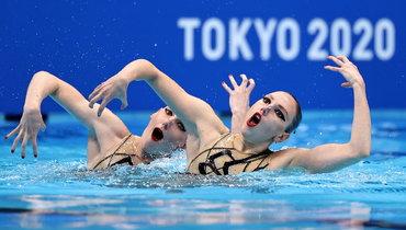 Синхронное плавание, произвольная программа групп: время начала игде смотреть прямую трансляцию финала Олимпиады