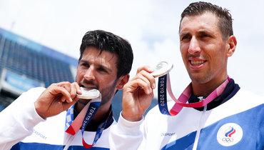 Матыцин высказался осеребре Красильникова иСтояновского впляжном волейболе Олимпиады