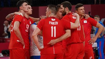 7августа. Токио. Франция— Россия— 3:2. Российские волейболисты проиграли вфинале Олимпиады-2020.