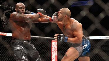 Французский феномен. Ган деклассировал Льюиса истал временным чемпионом UFC