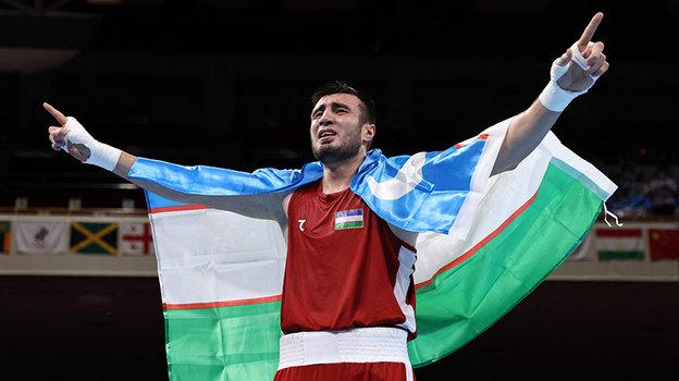 Баходир Джалолов. Фото AFP