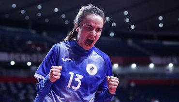 Вяхирева признана MVP гандбольного турнира наОлимпиаде вТокио