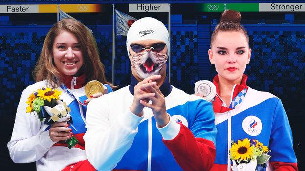 Виталина Бацарашкина, Евгений Рылов иДина Аверина. Фото «СЭ»