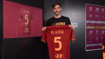 «Рома» подписала защитника «Палмейраса» Винью