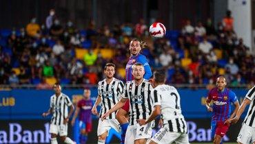 «Барселона»— «Ювентус»: все голы матча