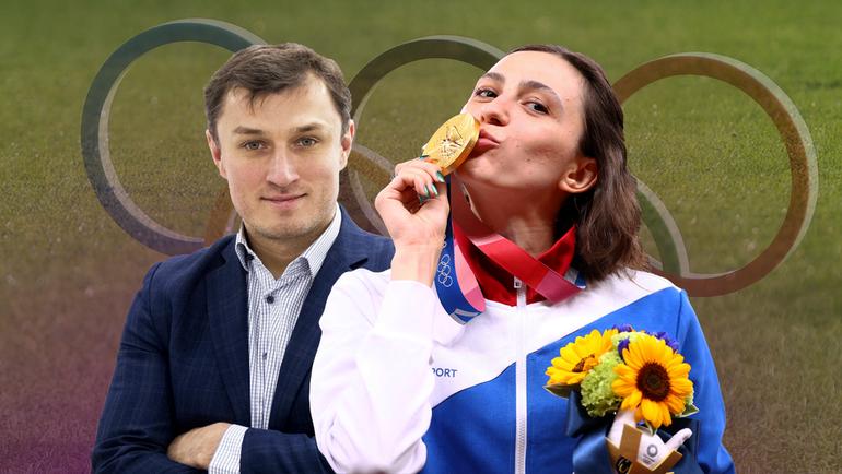 Эдуард Безуглов иМария Ласицкене.