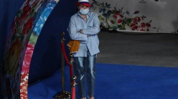 Ирина Винер-Усманова. Фото Дарья Исаева, «СЭ» / Canon EOS-1D X Mark II
