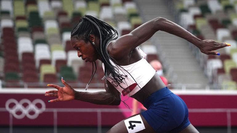 Кристин Мбома. Фото Reuters