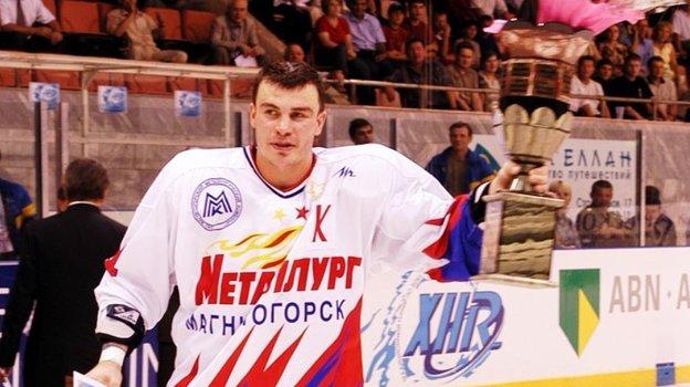 Валерий Карпов. Фото ХК «Металлург»