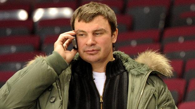 Валерий Карпов. Фото Владимир Беззубов, photo.khl.ru
