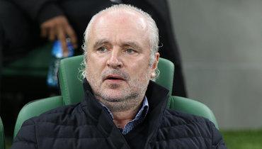 Президент «Урала» объяснил назначение Шалимова напост главного тренера команды