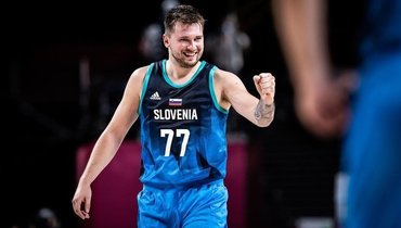 Лука Дончич прокомментировал свой супермаксимальный контракт с «Далласом»