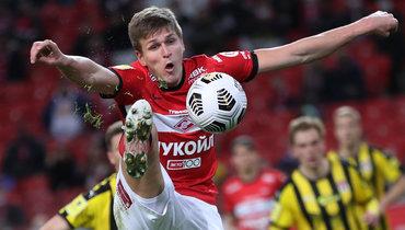 Червиченко— опродлении Соболева: «Неподписанный контракт мешал ему играть. Скоро его прорвет»
