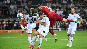 «Бавария» сыграла вничью сгладбахской «Боруссией» настарте нового сезона бундеслиги