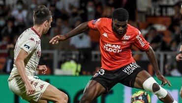 Пятница, 13-е. «Монако» проиграл «Лорьяну», Головин получил травму иотыграл сповреждением 20 минут