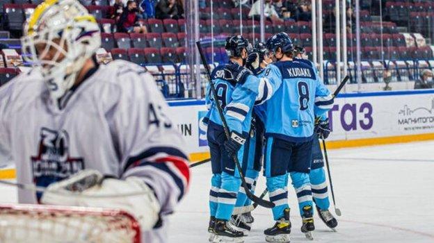 Хоккеисты «Сибири». Фото ХК «Сибирь»