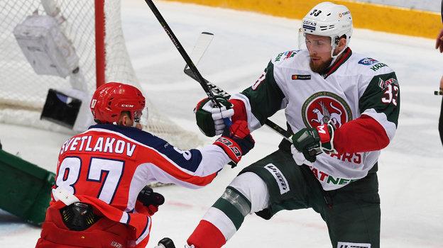 Андрей Светлаков иАльберт Яруллин. Фото Александр Федоров, «СЭ»