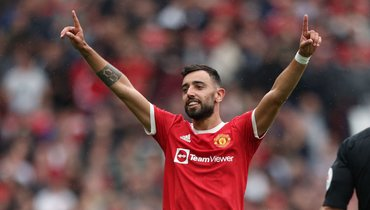 Бруну Фернандеш доволен победой «Манчестер Юнайтед» над «Лидсом»