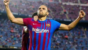 «Барселона» впервом матче без Месси победила «Реал Сосьедад»