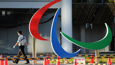 Паралимпийские игры вТокио. Фото Reuters