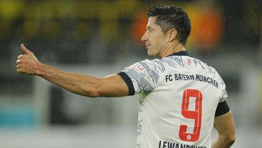 Левандовски забил 23-й гол в24 матчах против «Боруссии»