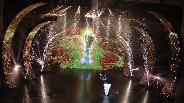 Кубок Африки. Фото Twitter
